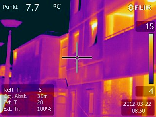 Thermographie Analyse Par Cam 233 Ra Infrarouge 1nergie S A
